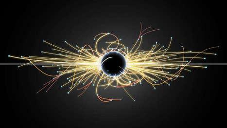 RAYONNEMENT DE HAWKING CONFIRMÉ : les trous noirs ne sont pas totalement noirs ! | Beyond the cave wall | Scoop.it