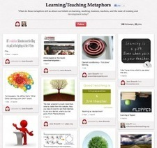 20 Innovative Education Technology Pinterest Boards - Edudemic | Bookmarked Web Links with ENSC Knight-Time Tech | Scoop.it