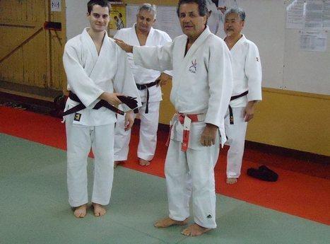 16e ceinture noire au Judo Club de Villefranche remise lors du stage conjoint avec OJC 31 | #JUDO - #JUJITSU - #TAÏSO | Scoop.it