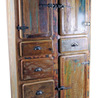 Distressed Armoire