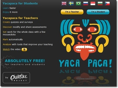 Yacapaca - Quiz Creation Tool - Teach Amazing! | Edtech PK-12 | Scoop.it