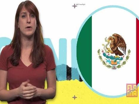 One Latina comedian, 9 different Spanish accents (VIDEO) - Peru this Week | LanguageMaven | Scoop.it