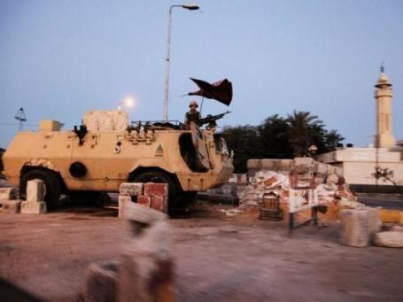 Military source: No negotiation with Salafi protesters blocking Sinai road | Égypt-actus | Scoop.it