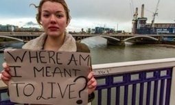 The young homeless people's election manifesto – in pictures | Homelessness | Scoop.it