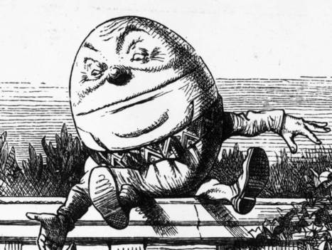 Inside Whitehall: Beware - Humpty Dumpty statistics can mean whatever you want them to | Analytics | Scoop.it