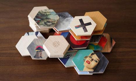 Découvrez Tapps, une nouvelle façon de stocker vos morceaux et films préférés avec des palets design   Extra Media   Scoop.it