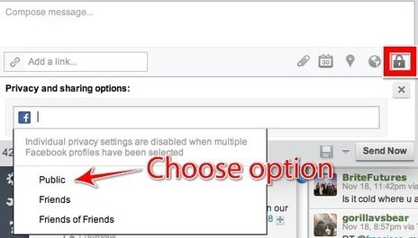 What Privacy Options are Available within HootSuite? | G+ Smarts | Scoop.it