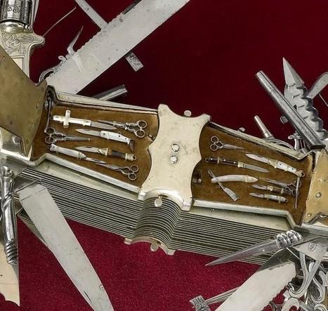 Couteau suisse : qui dit mieux ? | Les Amis du Tire-bouchon | Scoop.it