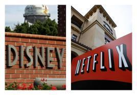 Netflix outbids Starz for rights to Disney movies - The Associated Press | Be Bright - rights exchange news | Scoop.it