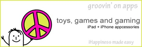 Toys, Games and Gaming Appcessories | iPad, iPhone and iPod Appcessories | Scoop.it