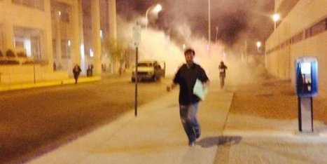 Albuquerque Protesters Clash With Police Over Deadly Shootings | Deviant Behavior | Scoop.it