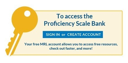 Marzano Research Laboratory | Proficiency Scale Bank | K-12 Research, Resources and Professional Learning Materials for English Language Arts | Scoop.it