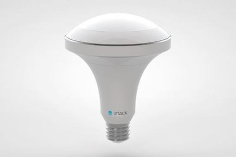 Tesla Alums Develop a Series of Responsive LED Lamps | Energy efficiency, Upcoming technology and India | Scoop.it