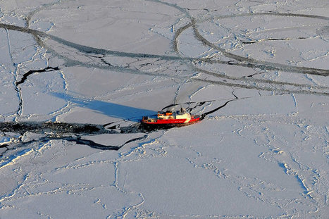 Obama to Call for More Icebreakers in Arctic as U.S. Seeks Foothold | Sustain Our Earth | Scoop.it