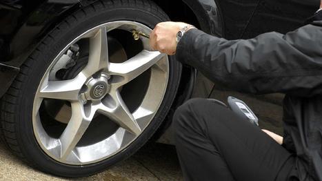 Baja presión en los neumáticos y calor, más consumo   Todas las noticias   Autopista.es   #Talleres   Scoop.it