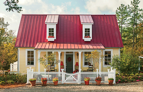Garden Home Cottage - | Southern Living House Plans | Annie Haven | Haven Brand | Scoop.it