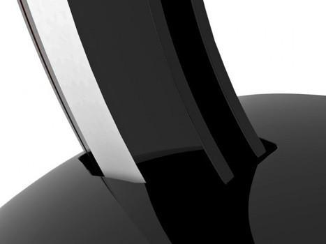 La lampe anneau (Ring Lamp) de Loris Bottello, inspirée par Tron | Solutions pour l'environnement de travail | Scoop.it