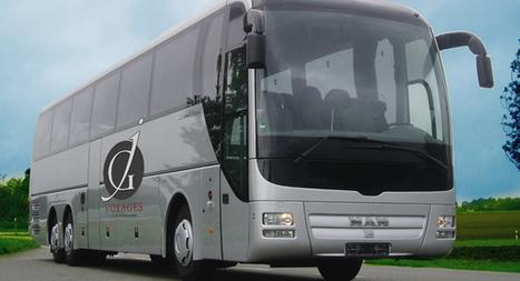 Gilbert James Voyages - Voyager en autocar, que des avantages - Location d'autocars et de bus à Paris et en Ile-de-France   Autocars Ile de France   Scoop.it