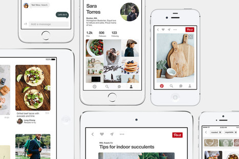 Pinterest just totally revamped its iOS app | Pinterest | Scoop.it