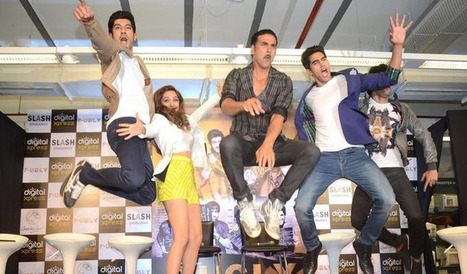 Fugly Movie Trailer Launch Stills | Akshay Kumar At Fugly Movie Trailer Launch | Fugly Movie Trailer Launch Images | Fugly Movie Trailer Launch | Fugly Hindi Movie | Fugly Movie Trailer Launch Phot... | Morningcable Bollywood Gallery | Scoop.it