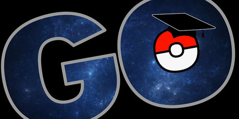 30 Terrific Pokemon GO Teaching Ideas to Try Now | Technology in Today's Classroom | Scoop.it