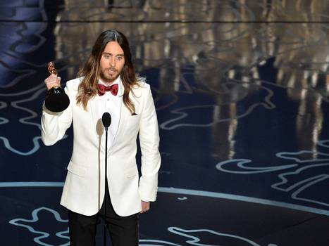 Oscars live broadcast cancelled in Russia as Jared Leto spoke of Ukraine - The Independent | In PR & the Media | Scoop.it