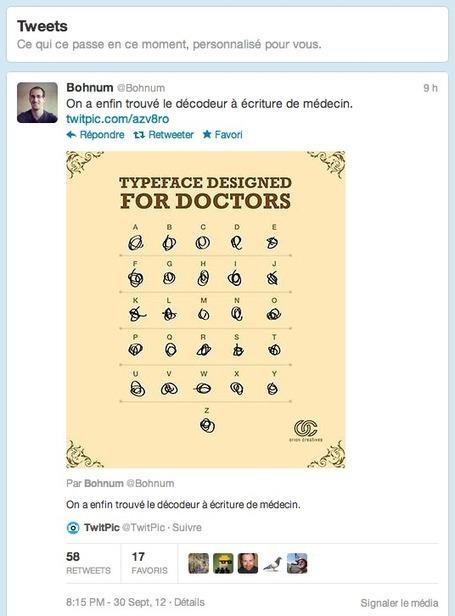 Twitter : Mise A jour De L'Onglet Découvrir | Emarketinglicious.fr | DragiBuzz | Scoop.it