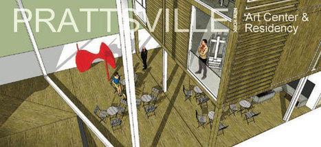 Prattsville Art Center by Andrea Salvini » Yanko Design | Creative Placemaking | Scoop.it