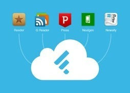 Feedly announces Reeder, Newsify, more as first RSS app partners | Macworld | The Mac Lawyer | Scoop.it