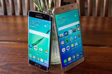 Samsung Galaxy S6 Edge+ Review: Buy It For Bragging Rights | Nerd Vittles Daily Dump | Scoop.it