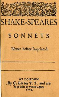 Shakespeare's Sonnets 1 – 10 - Don Yorty | Shakespearean Sonnets & Modern Sonnets | Scoop.it