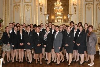 Vatel Paris fait sa 1ère rentrée dans la spécialisation Master « management du luxe » | Loic | Scoop.it