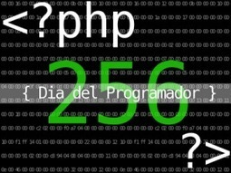 ¡Feliz día del Programador! - EntreClicK.com | NoticiasTech | Scoop.it