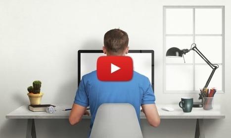 Así es como debes sentarte correctamente frente al ordenador (VIDEO) | TecNovedosos.com | Las TIC en el aula de ELE | Scoop.it
