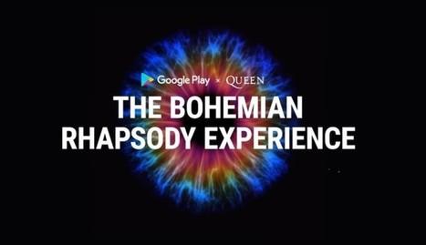 Bohemian Rhapsody Experience, adaptación de la mítica canción de Queen a la realidad virtual | El rincón de mferna | Scoop.it