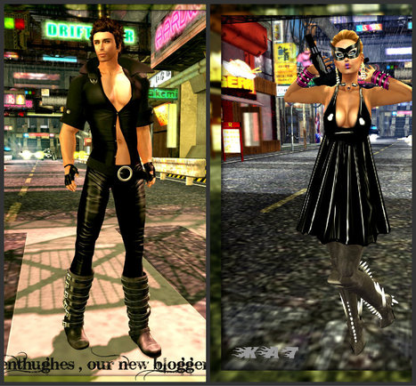 Freebies and cheapies in SL: He and she ...and catwoman/elle et lui et catwoman | Freebies and cheapies in second life. | Scoop.it