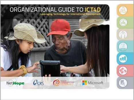 Organizational Guide to ICT4D | NetHope Solutions Center | The Community & Capacity Building ToolBox | Scoop.it