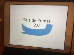 La nueva sala de prensa tuitera - LuisSerranoR   Comunicación   Scoop.it