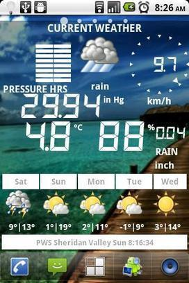 Weather Station v2.1.4 | ApkLife-Android Apps Games Themes | Android Applications And Games | Scoop.it