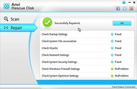 Anvi Rescue Disk, software gratuito para limpiar tu PC de todo tipo de malware | Recull diari | Scoop.it