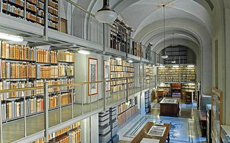 La bibliothèque du Vatican numérise ses livres - Bilan | Valorisation du patrimoine | Scoop.it