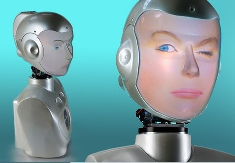 Robot Features Face, Voice Recognition - SiteProNews | Digital-News on Scoop.it today | Scoop.it