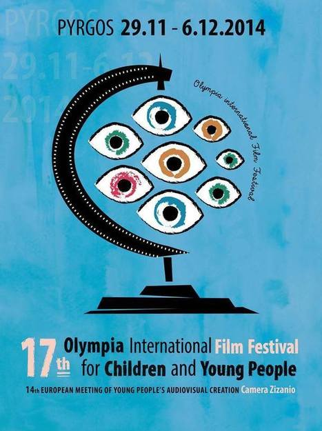 Official 2014 Olympia Film Festival poster is here! | Ancient Olympia | Scoop.it