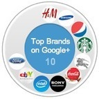 How the Top 100 Brands Are Using Google+ | Social Media Madison | Scoop.it