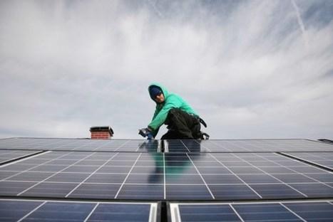 Après les panneaux, Tesla et SolarCity commercialiseront bientôt des toitures solaires | Développement durable et efficacité énergétique | Scoop.it