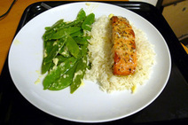 Mustard Roasted Salmon | Eat Simply Now-Recipes for Lactose and Gluten Intolerant People. | Scoop.it