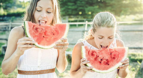 Selon une étude, manger 8 fruits et légumes par jour est la clé du bonheur | Je mange donc je suis | Scoop.it