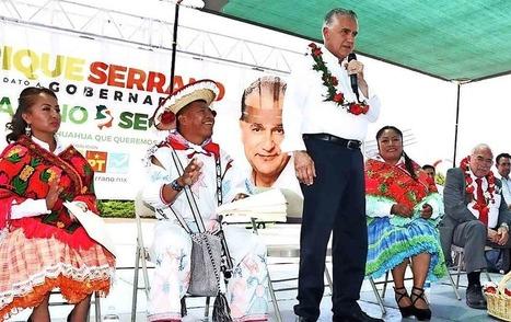 Firma compromisos Enrique Serrano con Mazahuas | Sonora | Scoop.it