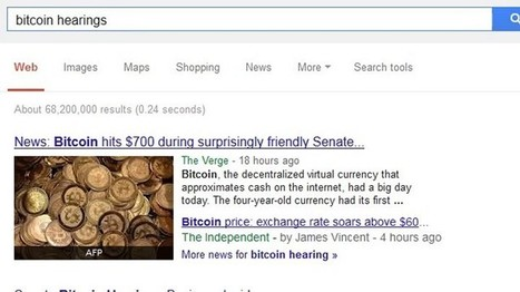 Bitcoin: What Say Ye | Monetary Reform | Scoop.it