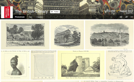 The British Library Adds One Million Public Domain Images to Flickr | Photography | Scoop.it